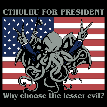 Cthulhu for President 2012