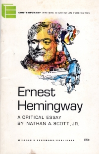 ernest hemingway critical essays A clean, well-lighted place what is nothingness as people get older, they start to question the real meaning to life is there a meaning or is everything simply nothing real world connection by using contextual information from ernest hemingway's life and stories, we can conclude that he.