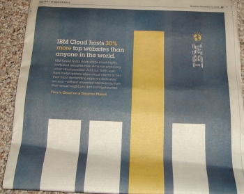IBM shoots the bird