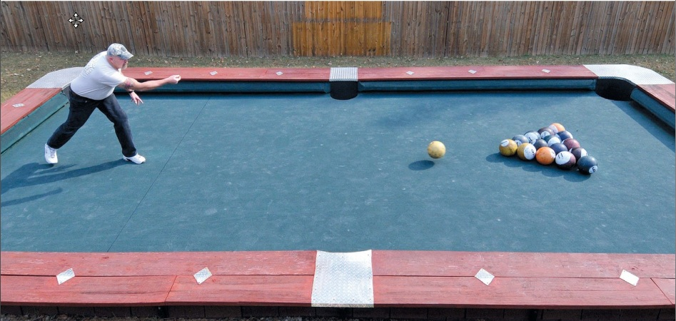 Bowling + Pool = Crazy Delicious