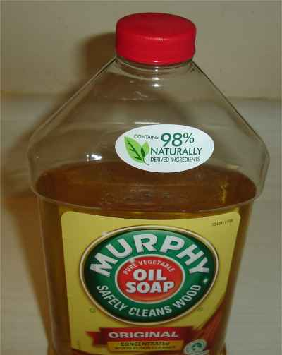 Murphy's Oil Soap is 2% Mi-Go blood