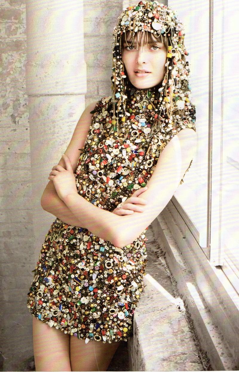 A junk drawer dress