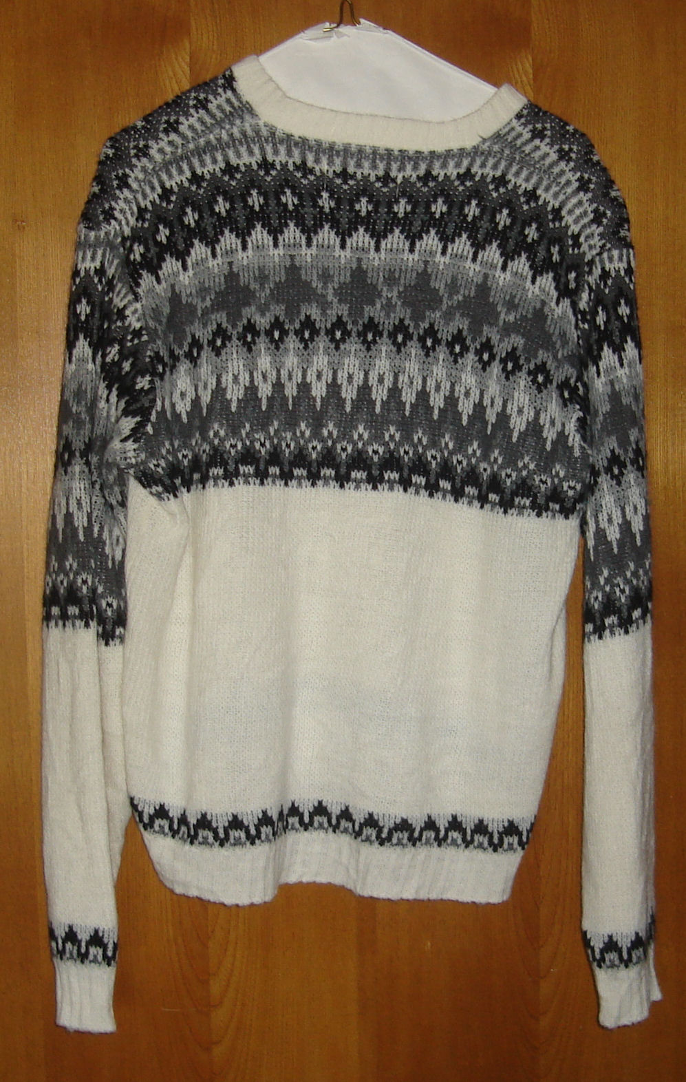 My father's sweater