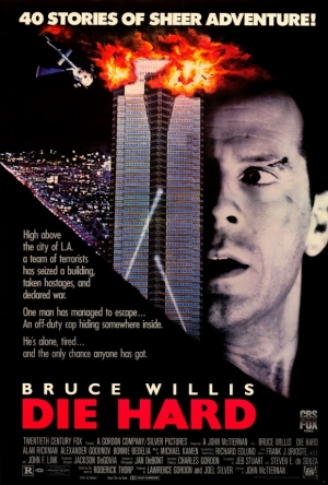 The Poster for Die Hard