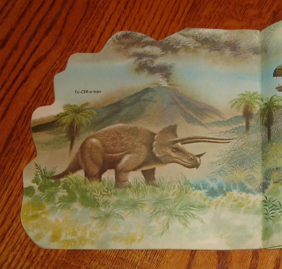The false teachings of the Dinosaur Book