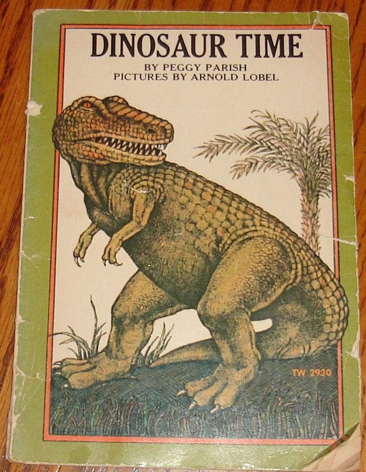 The alchemy of Dinosaur Time