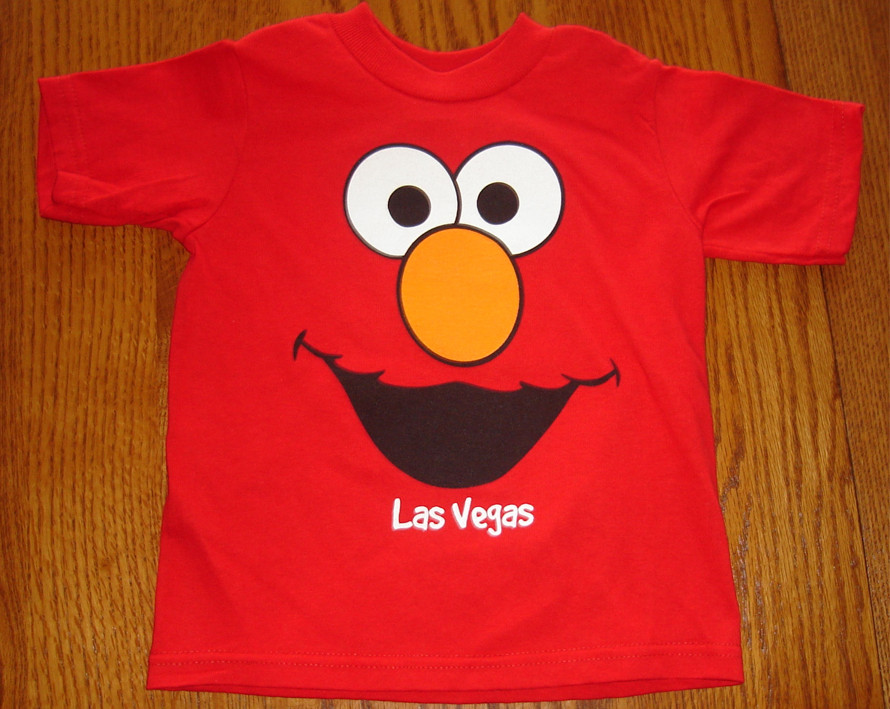 Elmo in Vegas
