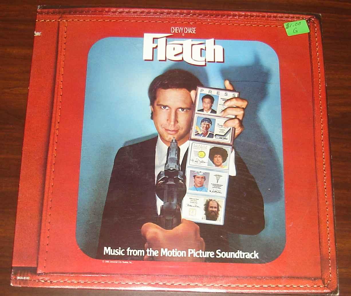 The Fletch soundtrack