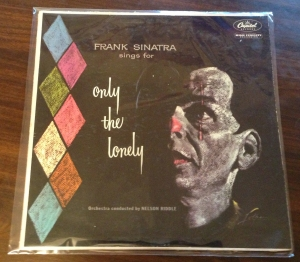 Frank Sinatra Only the Lonely album