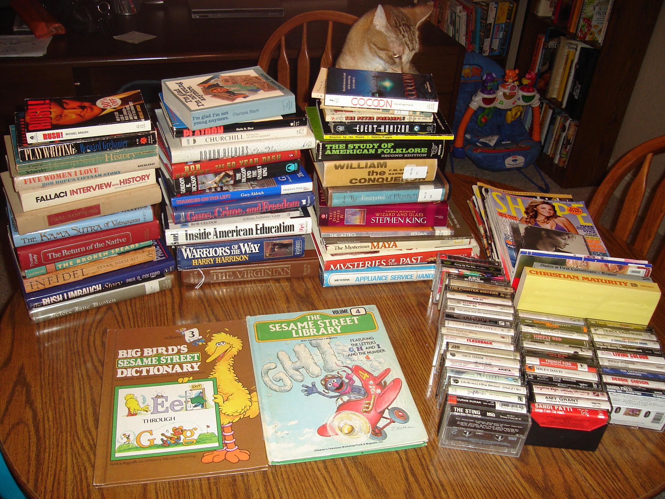 Carondolet Y purchases 2008