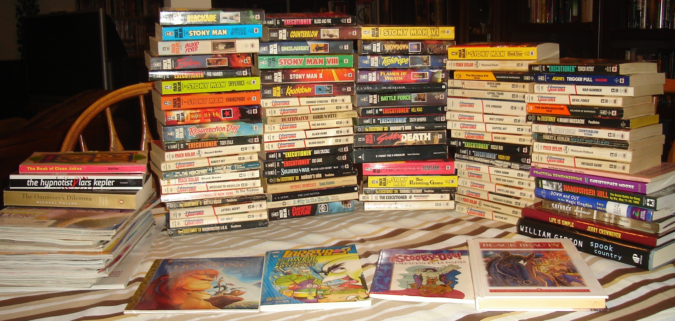 Friends of the Clever Library Book Sale 2013