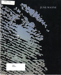June Wayne book