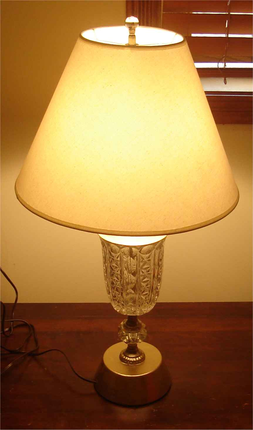 Nana's lamp