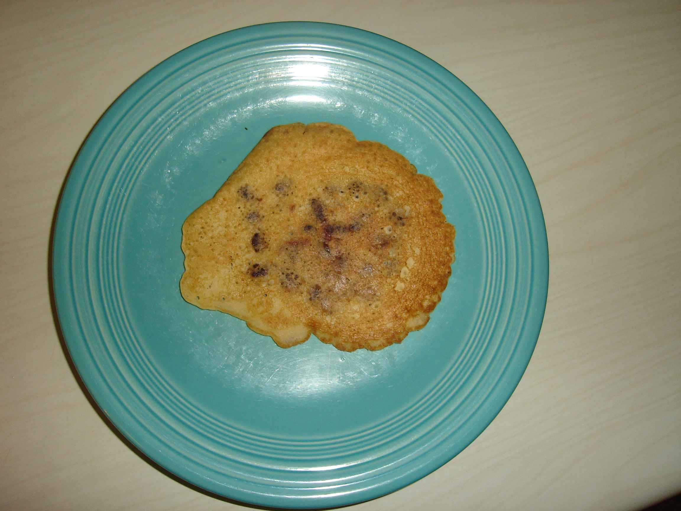 The Millennium Falcon pancake
