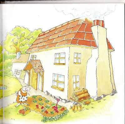 Miss Poppy's cottage