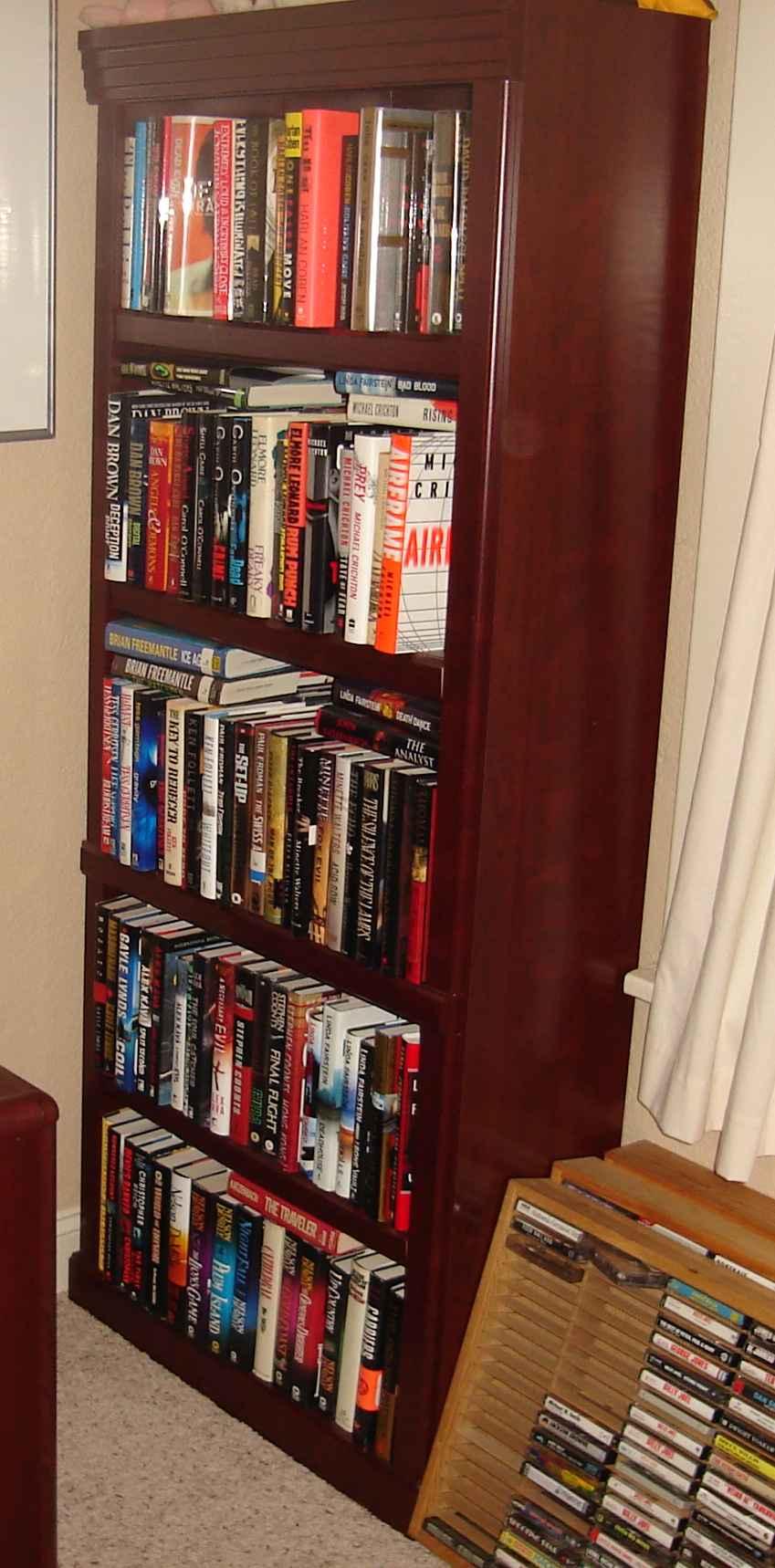 Heather's books 1