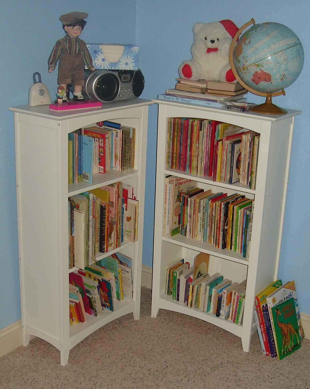 The boy's books