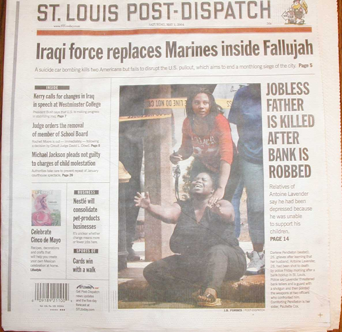Post-Dispatch early edition