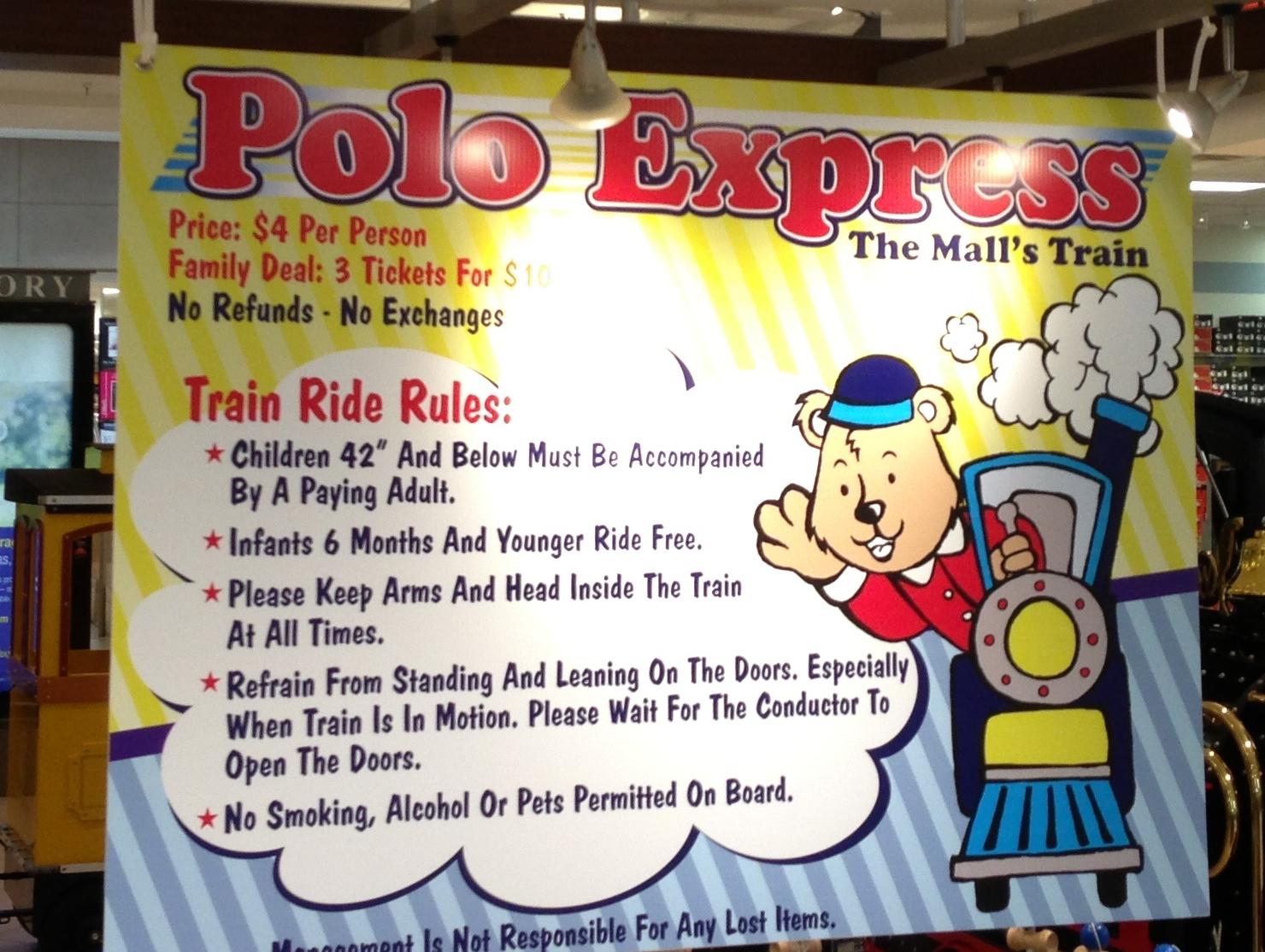 Polo Express Family Deal