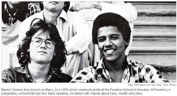 President Barry Obama