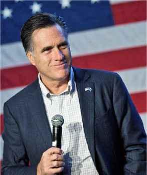Mitt Romney: How will he look in effigy?