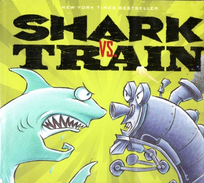 The Shark vs. Train