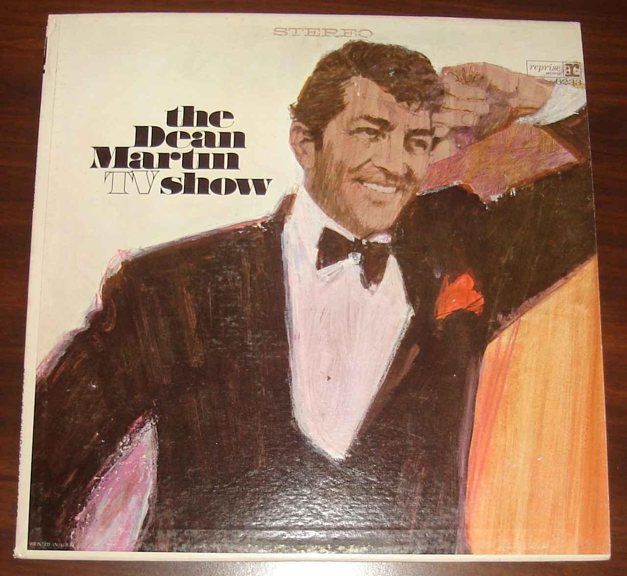 Dean Martin on vinyl--oh, yeah