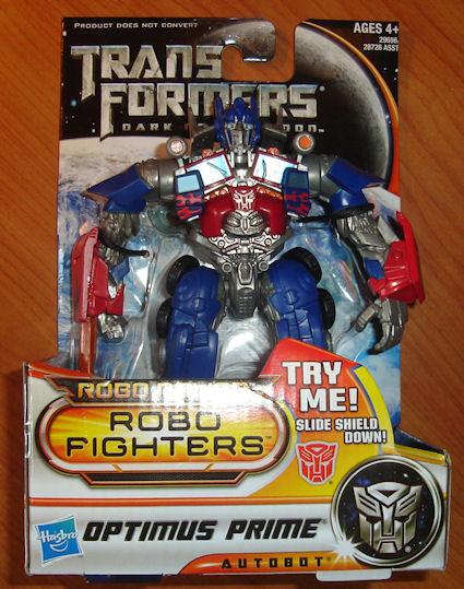 This Transformer will not convert.