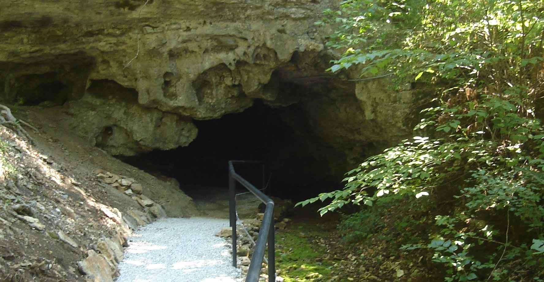 Smallin Cave Fielding Cave